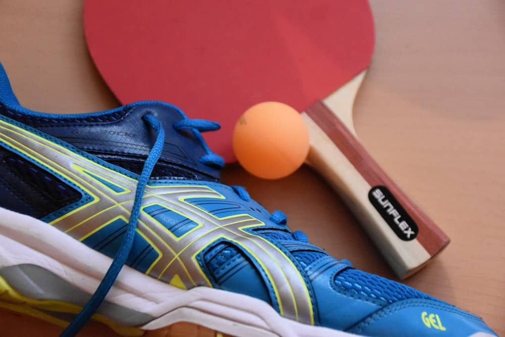 The 5 Best Table Tennis Shoes | Ping