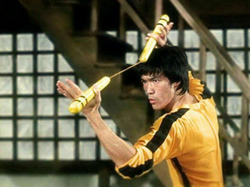 Myth Of Bruce Lee Ping Pong Video