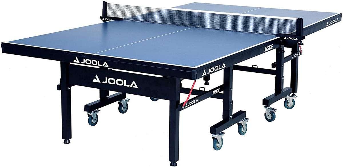 JOOLA Inside Table Tennis Table erected