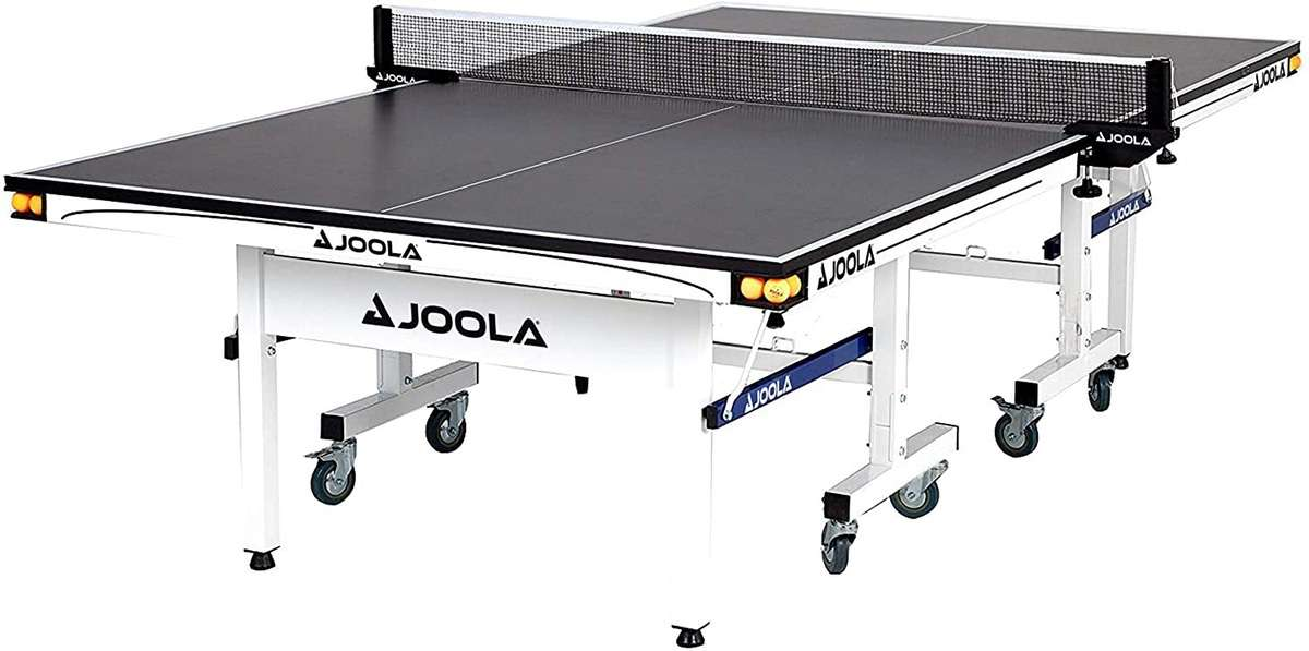 JOOLA Rally TL erected