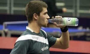 Patrick Franziska, German table tennis player