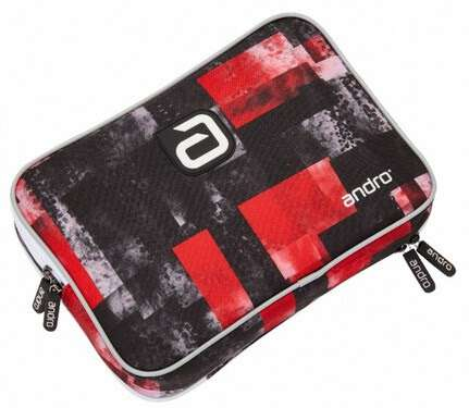 Andro Fraser Double Case - Red