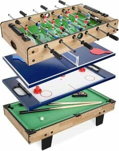 Best Choice Products 4-in-1 Multi Game Table