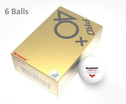 Sanwei ABS PRO 3-Star balls