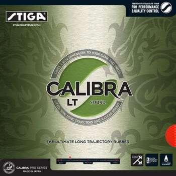 Stiga Calibra LT Sound Table Tennis Rubber