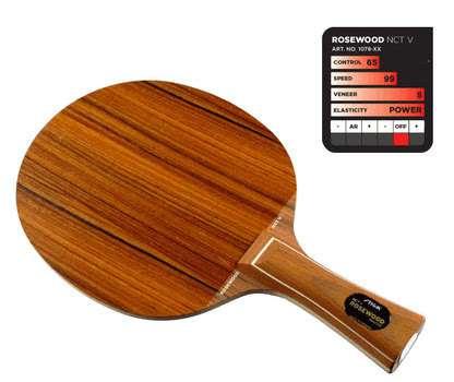 Stiga Rosewood NCT Table Tennis Blade